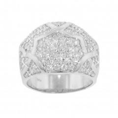 2.25ct Round Cut Diamond Anniversary Wedding Rings Band